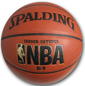 SPALDING NBA ZIO outdoor basketball