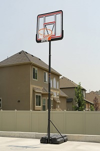 Lifetime 1269 Pro Court-Height Adjustable Basketball Hoop