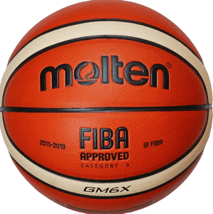 Molten X-series Indoor/outdoor Basket ball