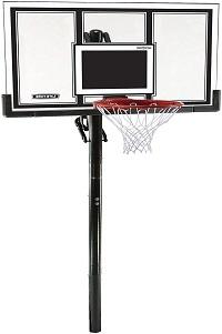 Lifetime inground basketball hoop