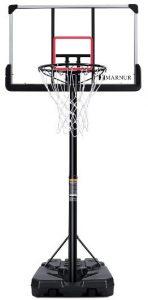 MARNUR Portable Basketball Goal