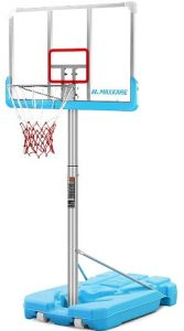MaxKarePoolside Basketball Hoop