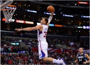 Best basketball dunks of Blake Griffin