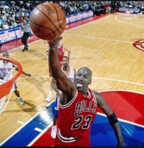 Michael Jordanhighest Dunk