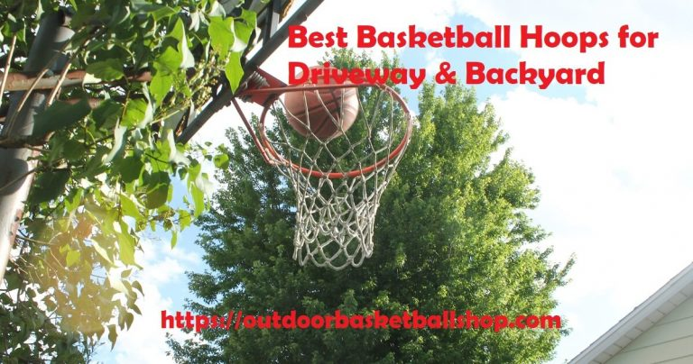 best basketball for driveway